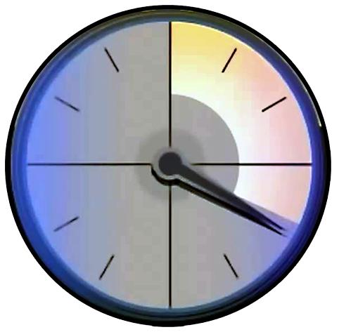 clock ready